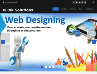 box.elinksol.net screenshot
