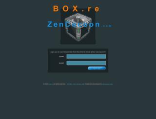 box.re screenshot