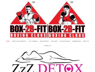 box2bfit.com screenshot