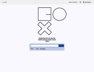 box3.net screenshot