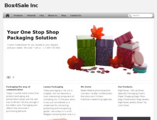 box4sale.com screenshot