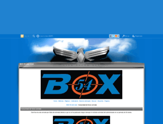 box54.mforos.com screenshot