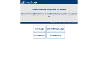 box736.bluehost.com screenshot