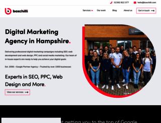 boxchilli.com screenshot
