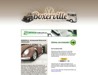 boxerville.se screenshot