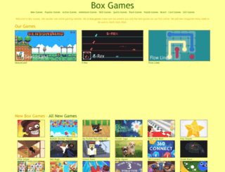 boxgames.com screenshot