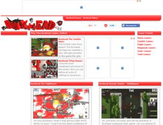 boxheadgame.com screenshot