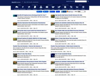 boxhillsouth.hotbizzle.com screenshot