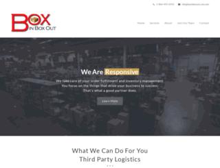 boxinboxout.com screenshot