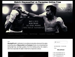 boxinghd.net screenshot
