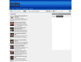 boxingvideoreplay.blogspot.hk screenshot