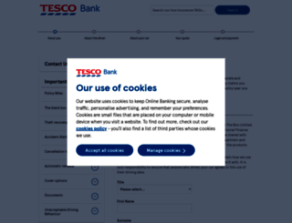 boxins.tescobank.com screenshot