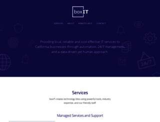 boxit.net screenshot