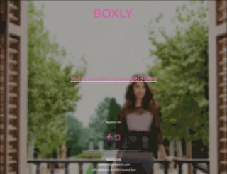boxlyciudadreal.com screenshot
