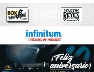 boxnoticias.net screenshot