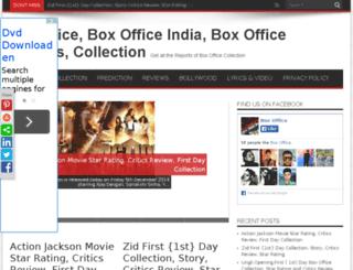 boxofficemoviesreview.com screenshot