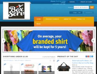 boxserv.espwebsite.com screenshot