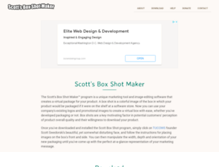 boxshotmaker.com screenshot