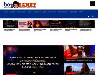 boybanat.com screenshot