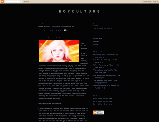 boyculture.blogspot.com screenshot