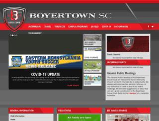 boyertownsoccerclub.demosphere-secure.com screenshot
