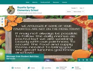 boyettesprings.mysdhc.org screenshot
