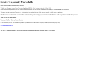 boysoloist.com screenshot
