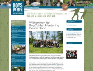 boystomen.de screenshot
