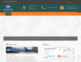 boztekin.com.tr screenshot