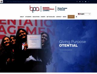 bpa.org screenshot
