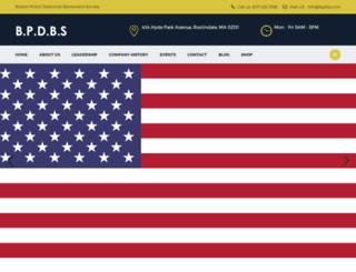 bpdbs.com screenshot