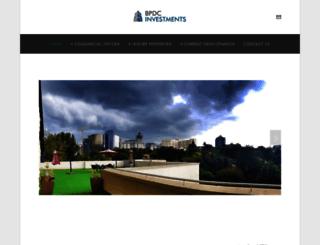 bpdc.co.za screenshot