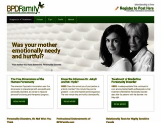 bpdfamily.com screenshot