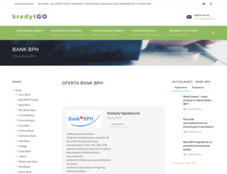 bphbank.kredytgo.pl screenshot