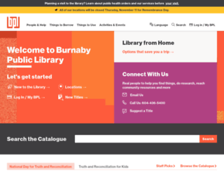 bpl.bc.ca screenshot
