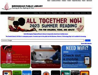 bplonline.org screenshot
