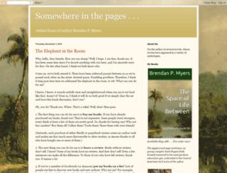 bpmyers.blogspot.com screenshot