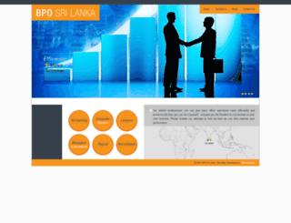 bposrilanka.com screenshot