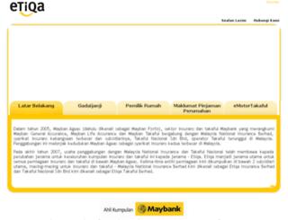 bpp.etiqa.com.my screenshot