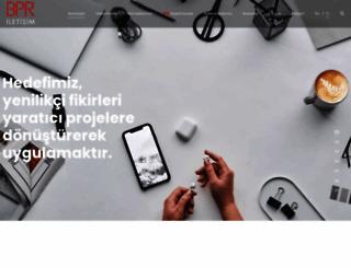 bpriletisim.com screenshot