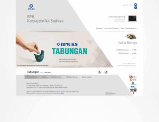 bprks.co.id screenshot