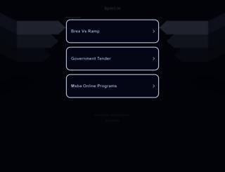 bpscl.in screenshot