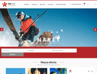 bpstar.pl screenshot
