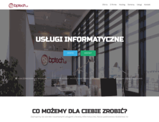 bptech.pl screenshot