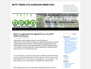 bptpterra.wordpress.com screenshot