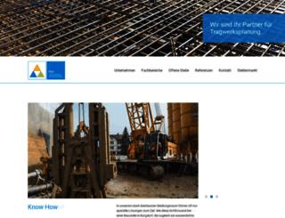 bpu-ingenieure.ch screenshot