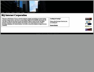 bqinternet.com screenshot