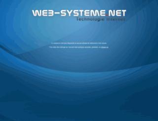 bqnv6.web-systeme.net screenshot