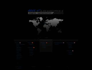 br-performance.be screenshot