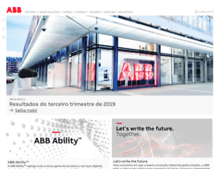 br.abb.com screenshot